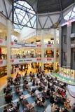 Leuterest im Mall Lizenzfreies Stockfoto