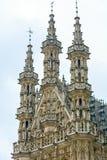 Leuven, België stock foto