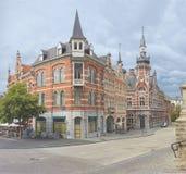 Leuven, Belgium. Historical buildings in Leuven, Belgium Royalty Free Stock Photography