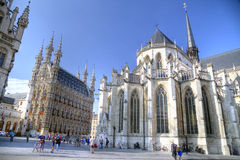Leuven, Flandryjski, Belgia zdjęcie royalty free