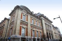 Leuven  Louvain Belgium. Cityscape in Leuven  Louvain Belgium Stock Images