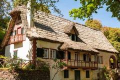 Levada Caldeirao Verde, Ilha da madera -, Portugalia Obraz Royalty Free