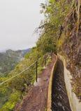 Levada sul Madera Immagine Stock Libera da Diritti