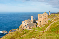 Levant Mine Cornwall England Royalty Free Stock Photos