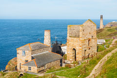 Levant Mine Cornwall England royalty free stock images