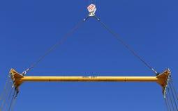 Levantador del tubo Imagen de archivo