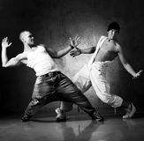 Levantamento do dançarino Foto de Stock Royalty Free