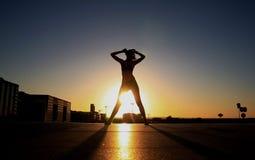 Levantamento novo 'sexy' da beleza Foto de Stock Royalty Free