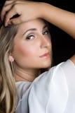 Levantamento 'sexy' da mulher fotos de stock royalty free