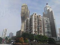 Levantamiento de Macao imágenes de archivo libres de regalías