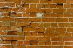 Levantamiento de muros vieja Foto de archivo