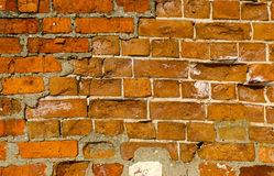 Levantamiento de muros vieja Fotos de archivo