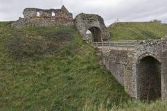 Levantamiento del castillo Imágenes de archivo libres de regalías