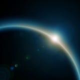 Levantamiento Sun Imagen de archivo libre de regalías