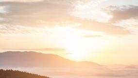 Levantamiento Sun almacen de metraje de vídeo
