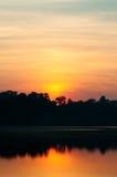 Levantamiento Sun Fotografía de archivo libre de regalías