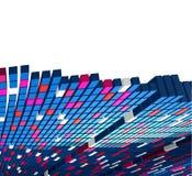 Levantando cubos Imagem de Stock