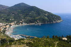 Levanto (Genova, Italy) Stock Images
