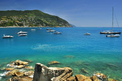 Levanto, Italy, Europe Stock Photography