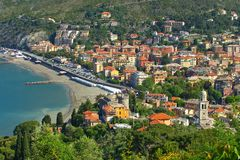 Levanto Stock Image