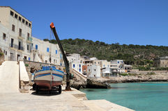 Levanzo Royalty Free Stock Photo