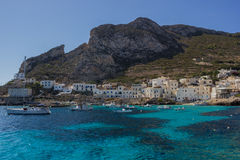 Levanzo, Aegadian Islands Stock Image