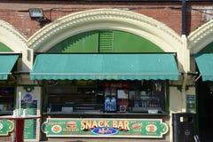 Leve embora a tomada do fast food brigghton inglaterra Fotos de Stock Royalty Free