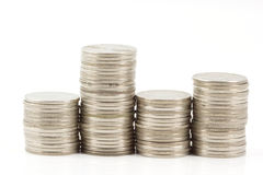 Level Coin Stock Images