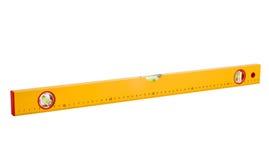 Level gauge cutout Royalty Free Stock Image