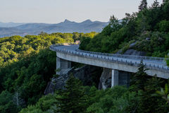 Level With Linn Cove Viaduct Stock Images