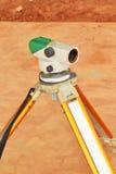 Level-measuring instrument Royalty Free Stock Image