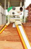Level-measuring instrument Royalty Free Stock Photography