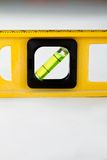 Level ruler Royalty Free Stock Photography