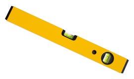 level yellow för byggnad Arkivbilder
