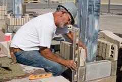 Free Leveling Vertical Bricks Stock Photo - 6743420