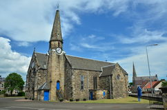 Leven Church Royalty Free Stock Images