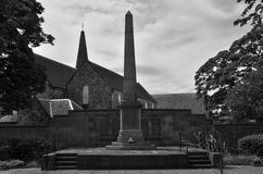 Leven War Memorial Royalty Free Stock Photography