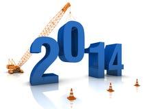 Levende 2014 Stock Foto's