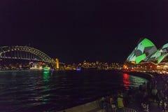 LEVENDIG Festival Sydney Stock Afbeelding