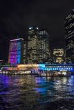 Levendig Festival, Sydney, Australië royalty-vrije stock afbeeldingen