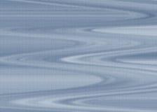 Levendig Teal Wave Abstract Background met Filter stock afbeelding