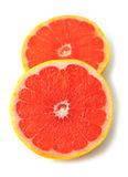 Levendige Grapefruit Stock Fotografie