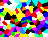 Levendige kleuren Royalty-vrije Stock Foto's