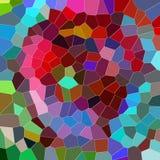 Levendige netwerk abstracte achtergrond Speelse textuur Royalty-vrije Stock Foto's