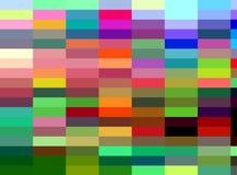 Levendige vierkante abstracte achtergrond, kleuren, meetkunde, heldere achtergrond, kleurrijke meetkunde vector illustratie