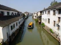 Levensstijl in Suzhou Royalty-vrije Stock Foto
