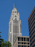Leveque Tower on a Clear Day Royalty Free Stock Photography
