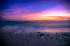 Lever de soleil à l'île de Havelock photo libre de droits