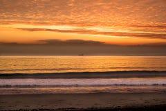 Lever de soleil 100 Image stock