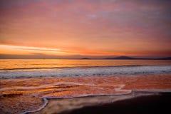 Lever de soleil 102 Photo libre de droits